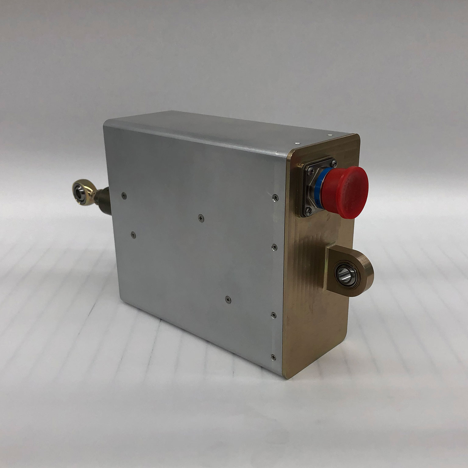 Thin Airfoil Flight Control Actuators – Neutral Configuration